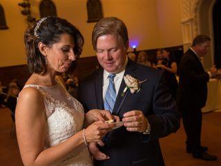 The wedding of Jennifer and Craig 2