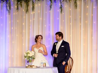 The wedding of Lacey and Garrett 1