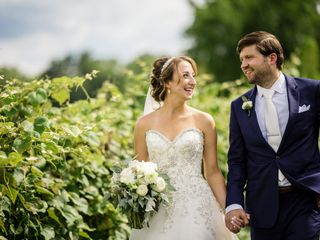 The wedding of Lacey and Garrett