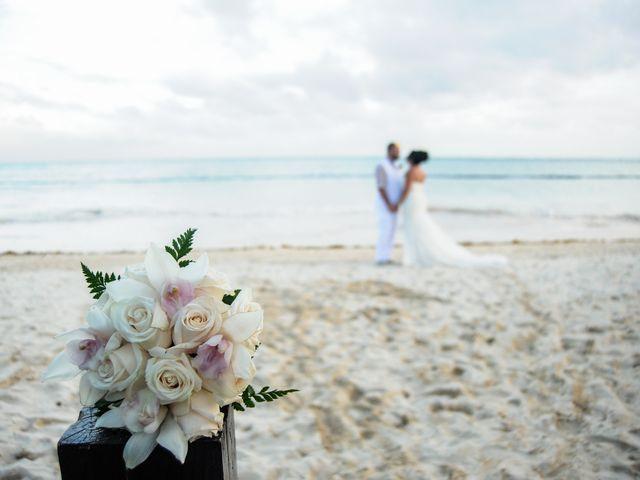 Aron and Rosy's Wedding in Santo Domingo, Dominican Republic 1