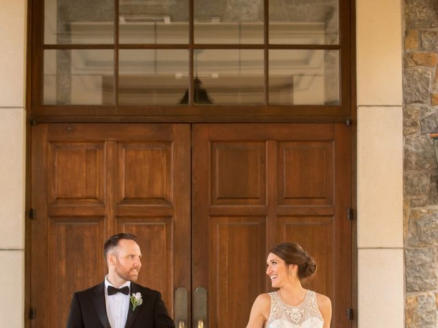 Peter and Danielle's Wedding in Saratoga Springs, New York 1
