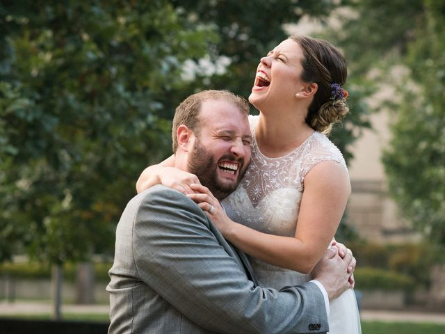 Andy and Anne's Wedding in Pittsburgh, Pennsylvania 3