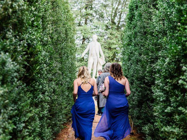 Kelly and Adam's Wedding in Charlottesville, Virginia 1