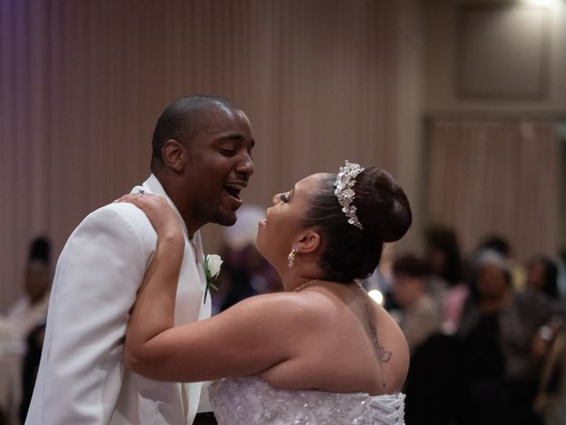 Stanley and Brittany's Wedding in Baltimore, Maryland 5