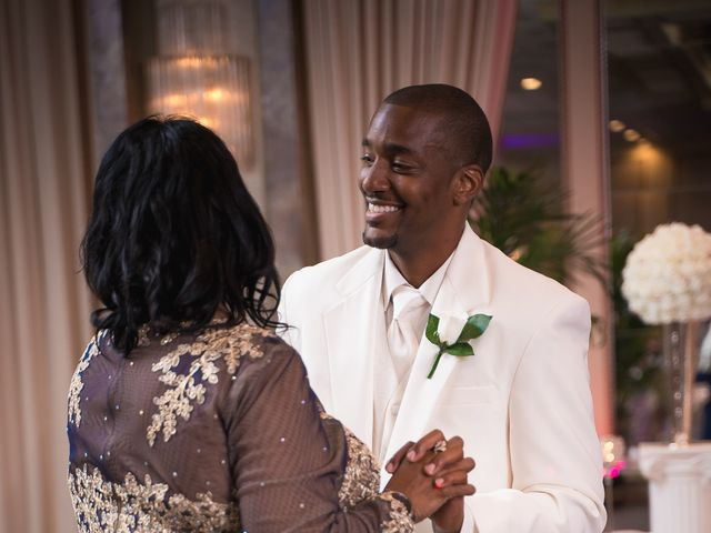 Stanley and Brittany's Wedding in Baltimore, Maryland 6