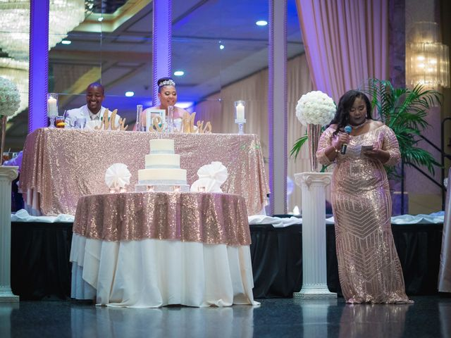 Stanley and Brittany's Wedding in Baltimore, Maryland 7