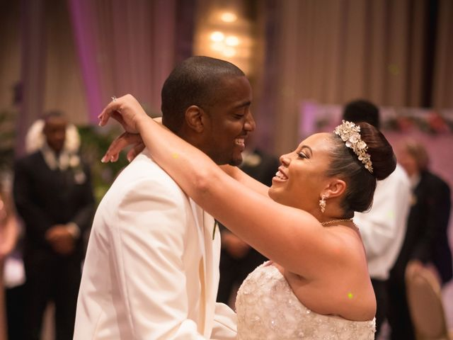 Stanley and Brittany's Wedding in Baltimore, Maryland 9