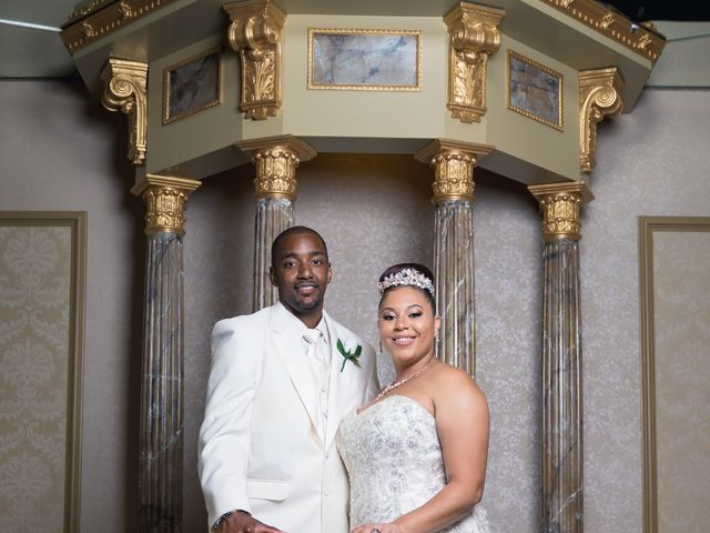 Stanley and Brittany's Wedding in Baltimore, Maryland 11
