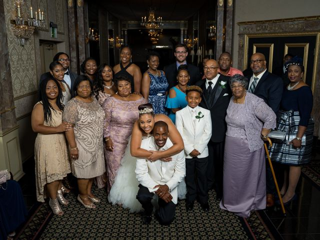 Stanley and Brittany's Wedding in Baltimore, Maryland 13