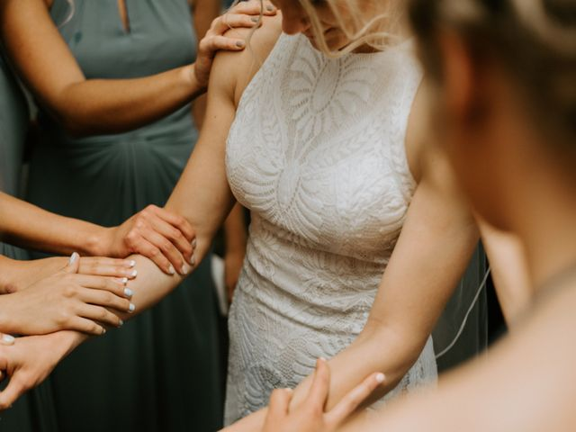 John and Arianna's Wedding in Wausau, Wisconsin 1