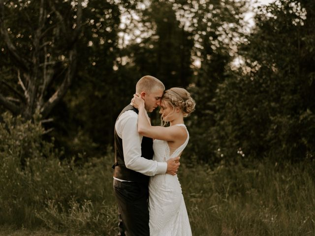 John and Arianna's Wedding in Wausau, Wisconsin 2