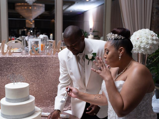 Stanley and Brittany's Wedding in Baltimore, Maryland 1