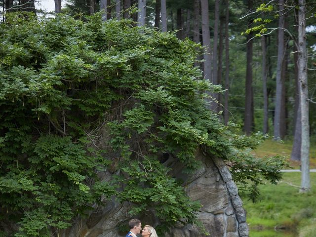 Jimmy and Grace's Wedding in Windham, New Hampshire 7