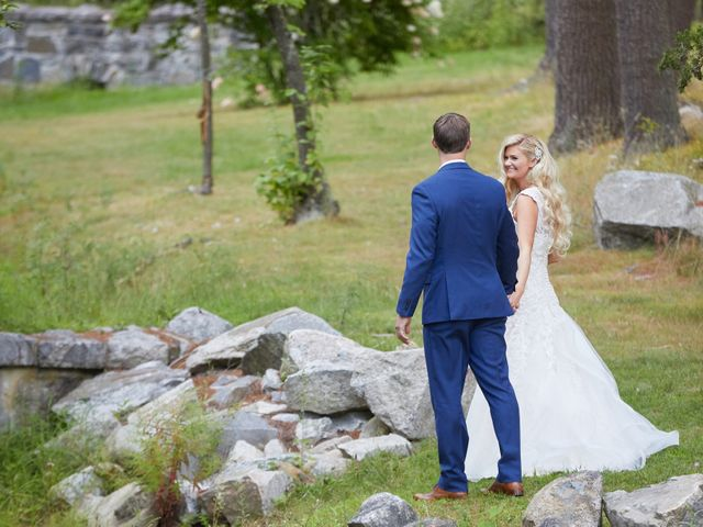 Jimmy and Grace's Wedding in Windham, New Hampshire 2