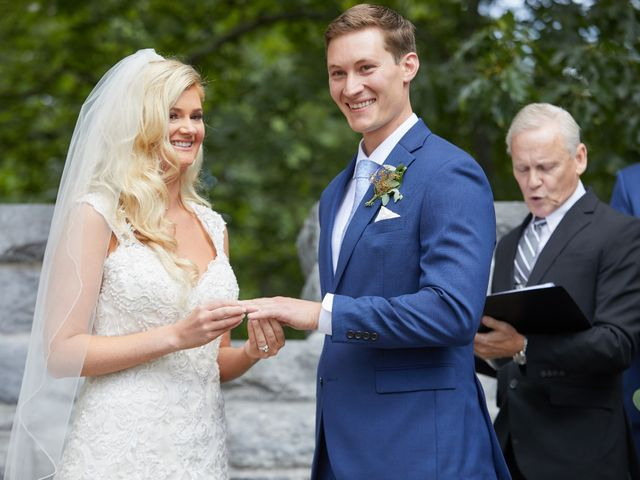 Jimmy and Grace's Wedding in Windham, New Hampshire 3