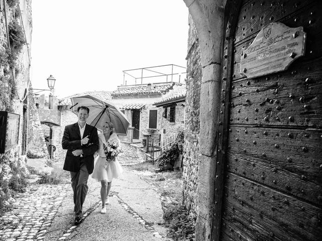 Kendra and Mark's Wedding in Rome, Italy 17