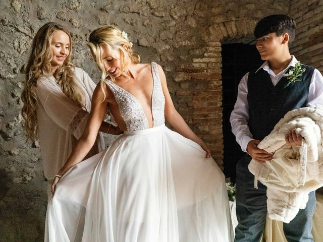 Kendra and Mark's Wedding in Rome, Italy 18
