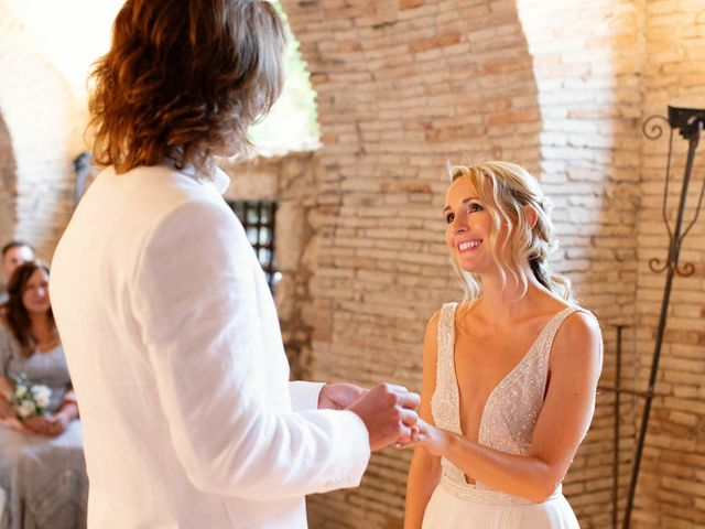 Kendra and Mark's Wedding in Rome, Italy 21