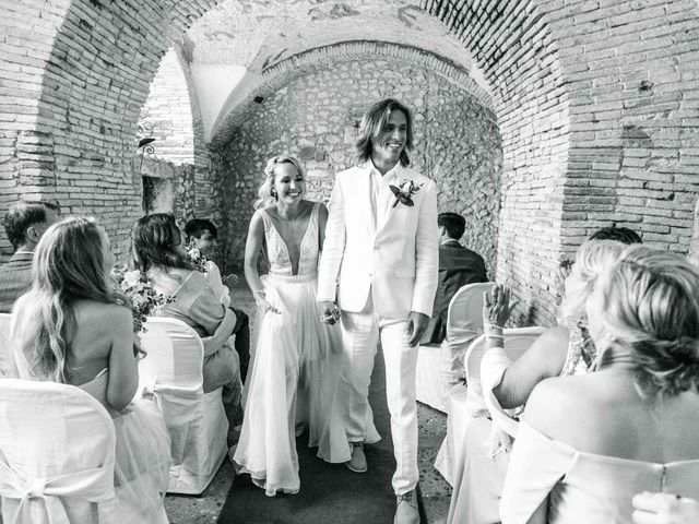 Kendra and Mark's Wedding in Rome, Italy 22