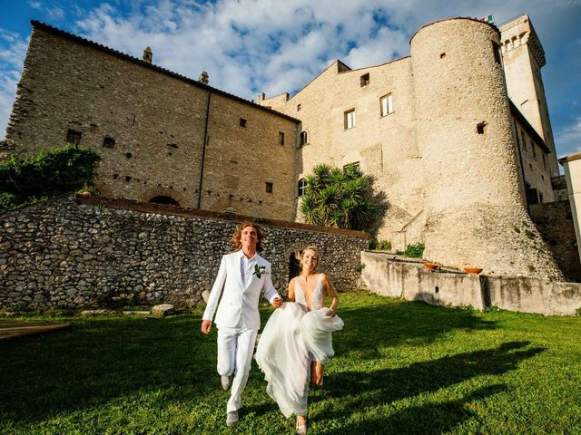 Kendra and Mark's Wedding in Rome, Italy 24