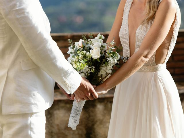 Kendra and Mark's Wedding in Rome, Italy 25