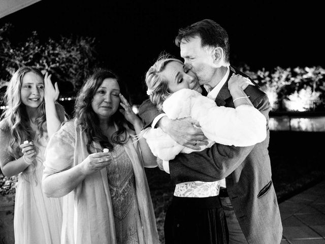 Kendra and Mark's Wedding in Rome, Italy 1