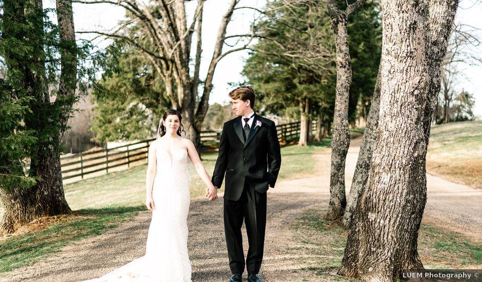 Kelly and Adam's Wedding in Charlottesville, Virginia