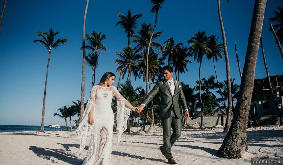 Andrew and Genevieve's Wedding in Bavaro, Dominican Republic