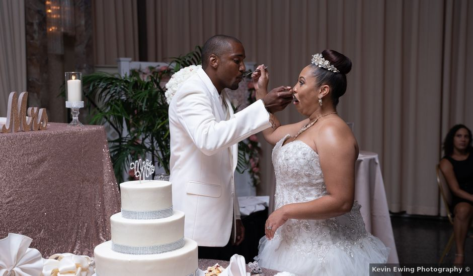 Stanley and Brittany's Wedding in Baltimore, Maryland