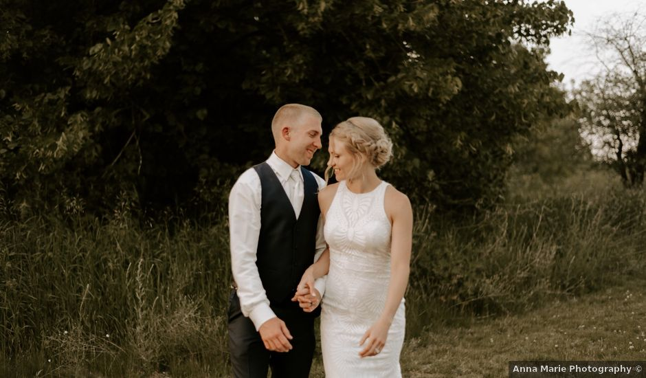 John and Arianna's Wedding in Wausau, Wisconsin