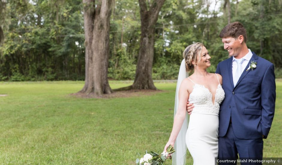 Daniel and Lindsay's Wedding in Tallahassee, Florida