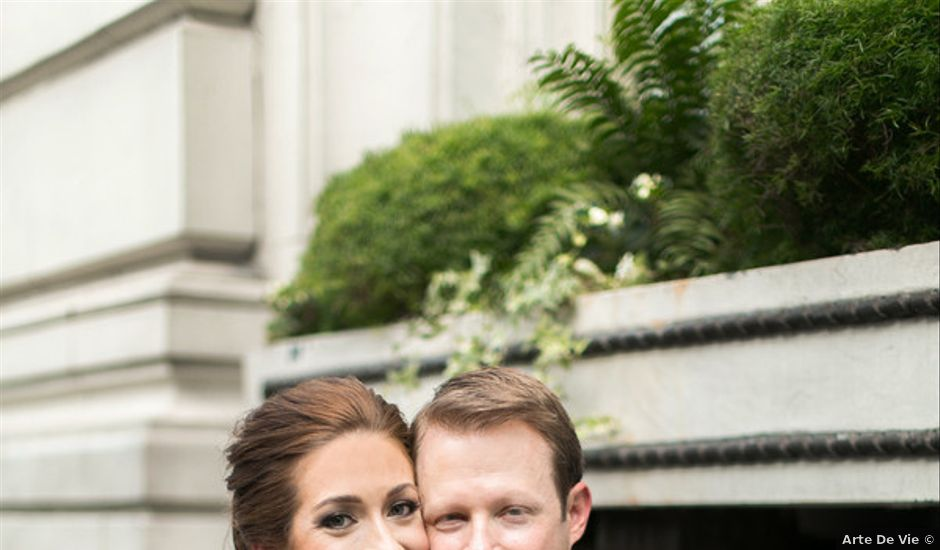 Mary Frances and Francis's Wedding in New Orleans, Louisiana