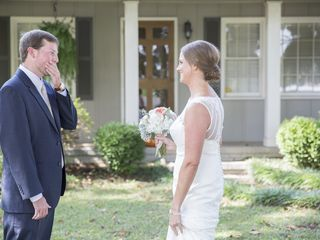 Katherine and Doug's Wedding in Birmingham, Alabama 3