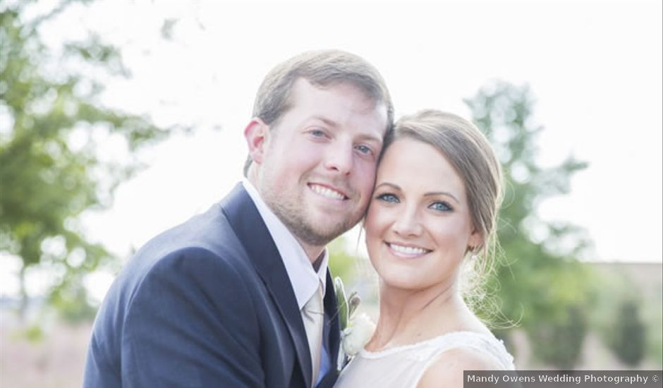 Katherine and Doug's Wedding in Birmingham, Alabama