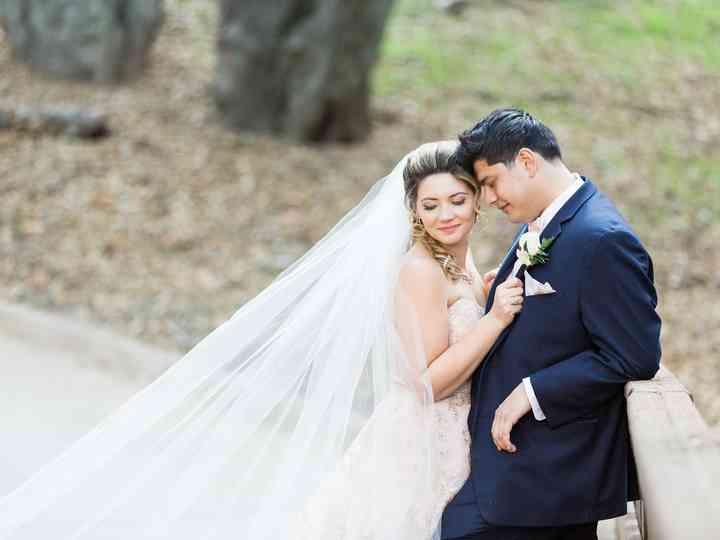 The wedding of Lori and Matt