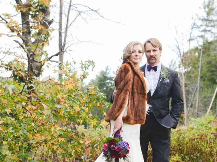 The wedding of Jay and Rachelle