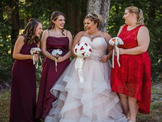 The wedding of Alicia and Justyce 1