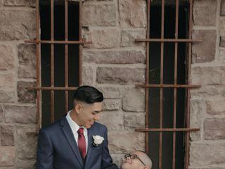 The wedding of Dynaee and Armando 3