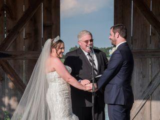 The wedding of Robin and Joseph