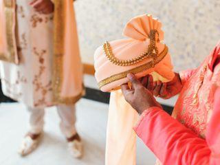 The wedding of Nili and Karan 2