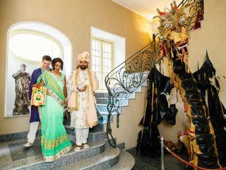 The wedding of Nili and Karan 3