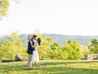 The wedding of Dongeun and Dakota