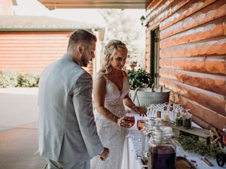 The wedding of Jessica and Steve 1