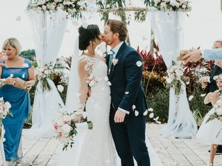 The wedding of Camilla and Devin