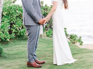 The wedding of Savanna and Alby 2