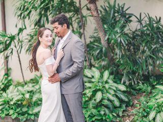The wedding of Savanna and Alby