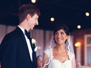 Lauren and Austen's Wedding in Saint Augustine, Florida 11