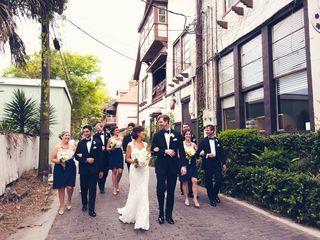 Lauren and Austen's Wedding in Saint Augustine, Florida 14