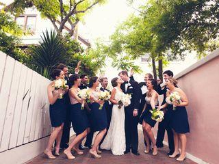 Lauren and Austen's Wedding in Saint Augustine, Florida 15