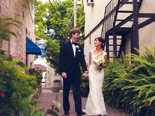 Lauren and Austen's Wedding in Saint Augustine, Florida 16